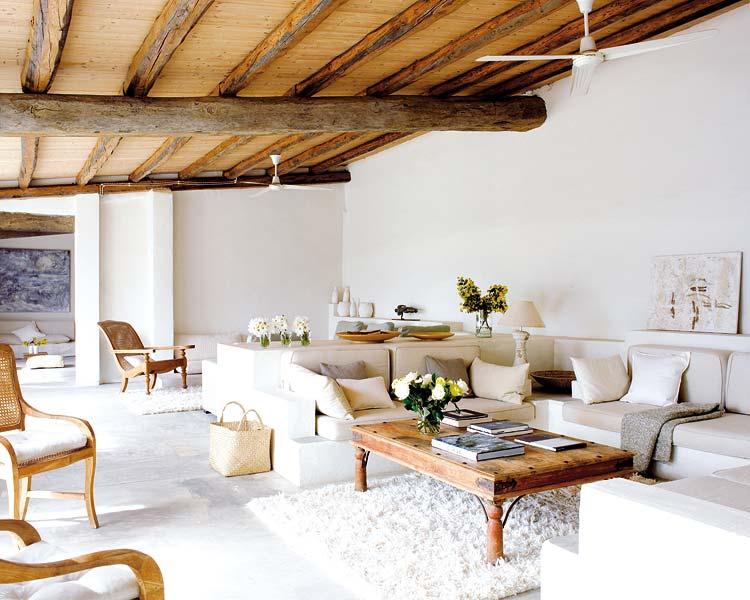Interior beautiful mediterranean house seaofgirasoles for Beautiful mediterranean homes