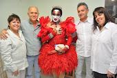 Dra Sandra,Dr.Tercio,Dr.Ronaldo e Thais