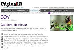 delirium plasticum