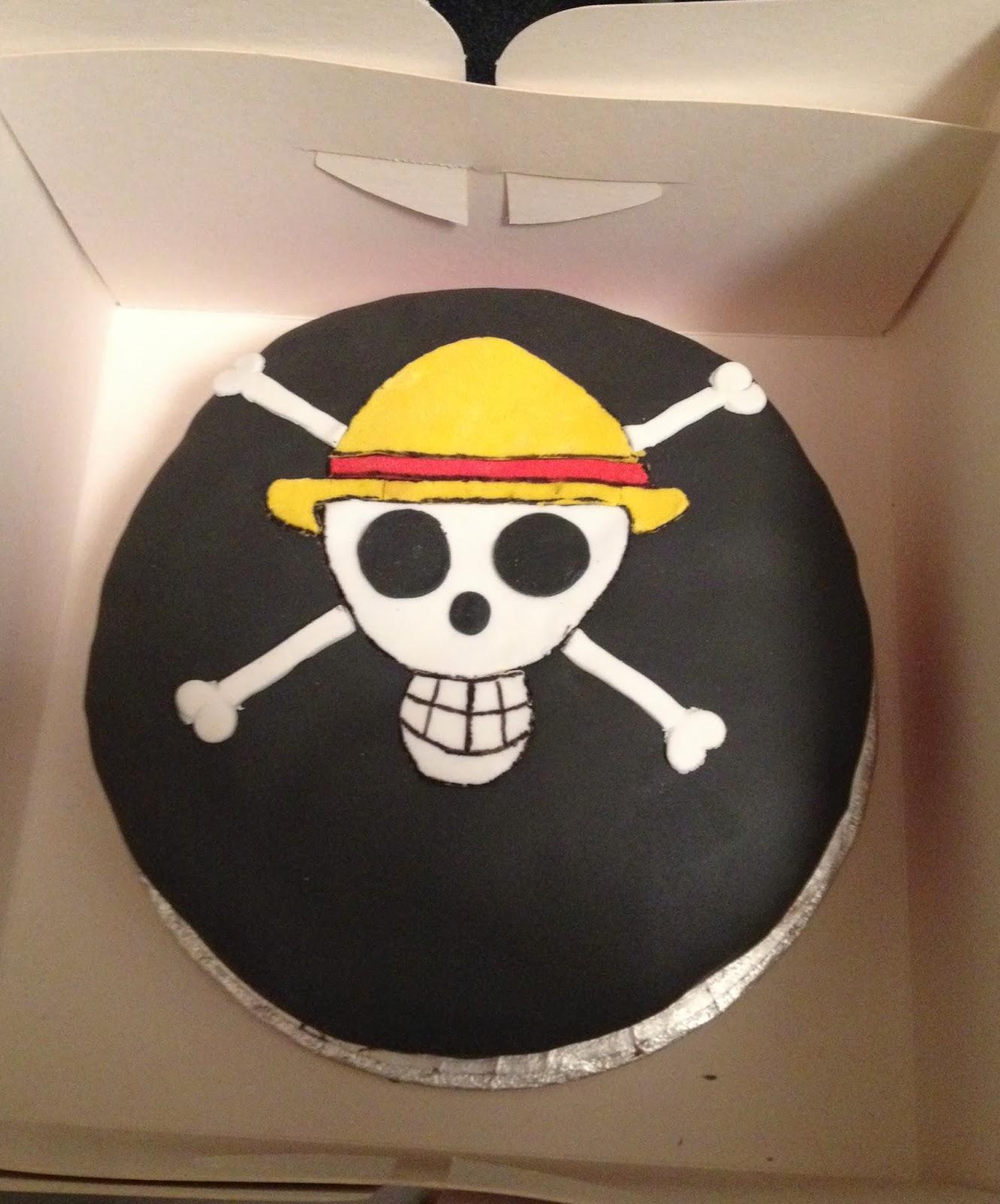 Top Gâteau One Piece ~ Geek-moi un gâteau XL87