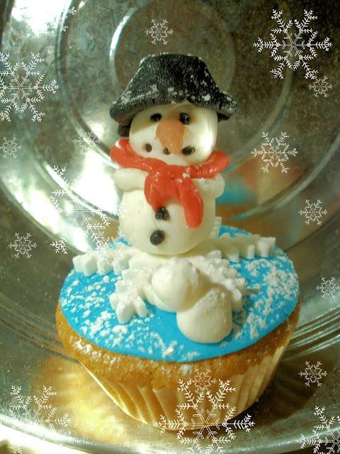 Cupcake Snow - Cupcake Sneeuwpop Jalien Cozy Living