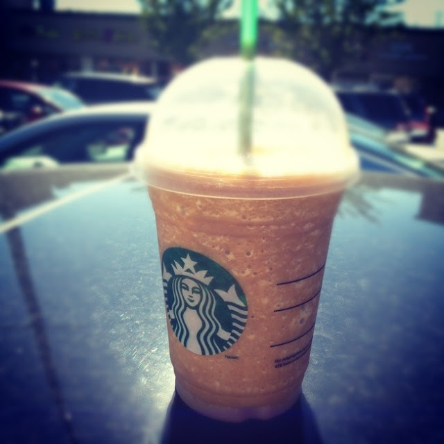 Starbucks pumpkin spice frappaccino, Starbucks drink, fancy coffee, frapp