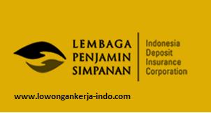 Lowongan Kerja Terbaru Lembaga Penjamin Simpanan (LPS) 2015
