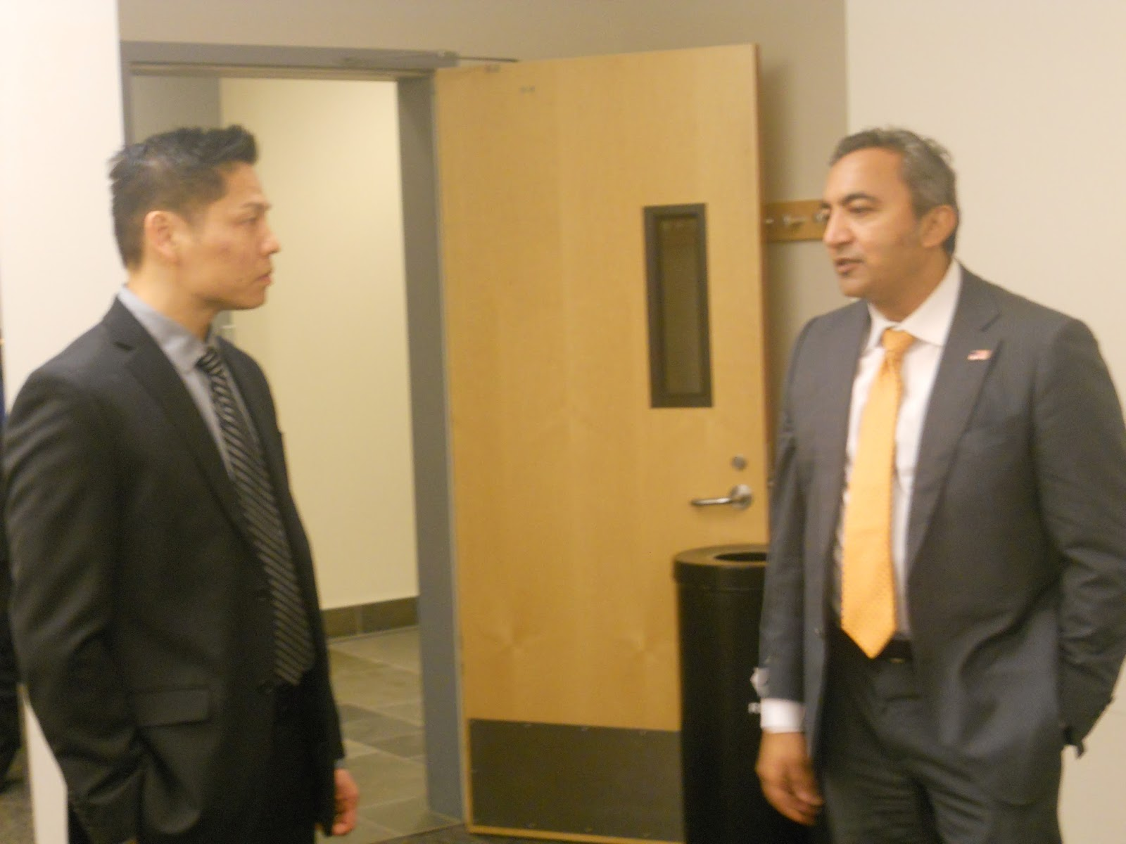 Elk Grove Council Member Suen Hears Concerns, Ideas at Meet and Greet Sessions