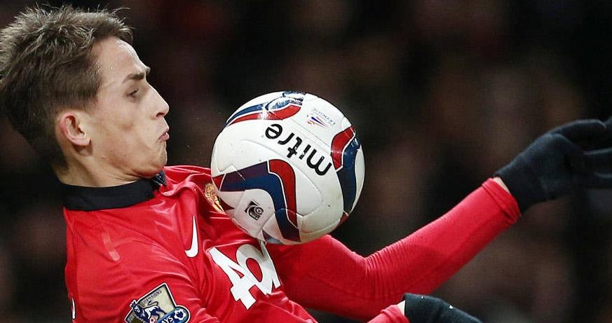 Adnan Januzaj Reami Bergabung Borusia Dortmund