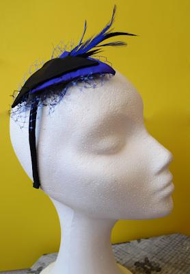 diadema azul y negra bermudas oju illa