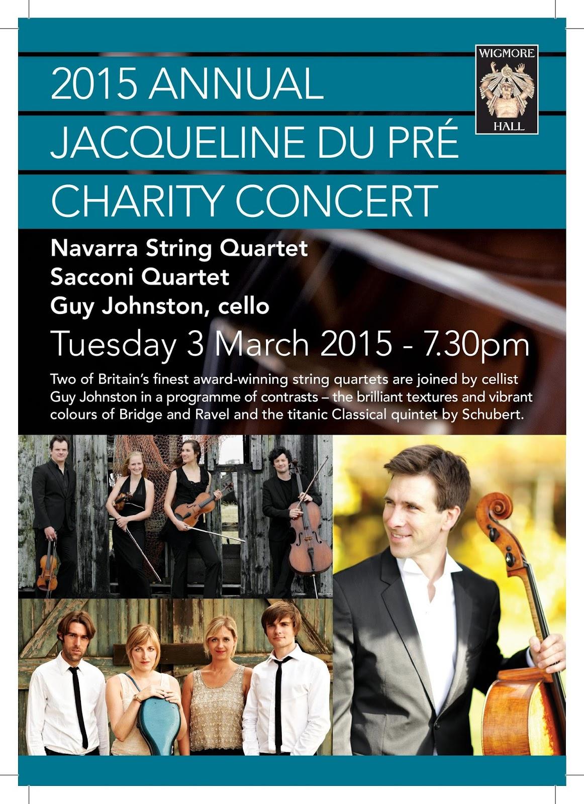 2015 Annual Jacqueline du Pre Charity Concert