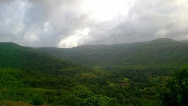 Dam, Pune, Hills, varasgaon