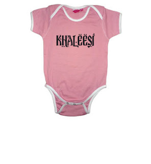 bebés khaleesi USA - Juego de Tronos en los siete reinos