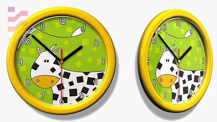 zegarek do pokoju dziecięcego