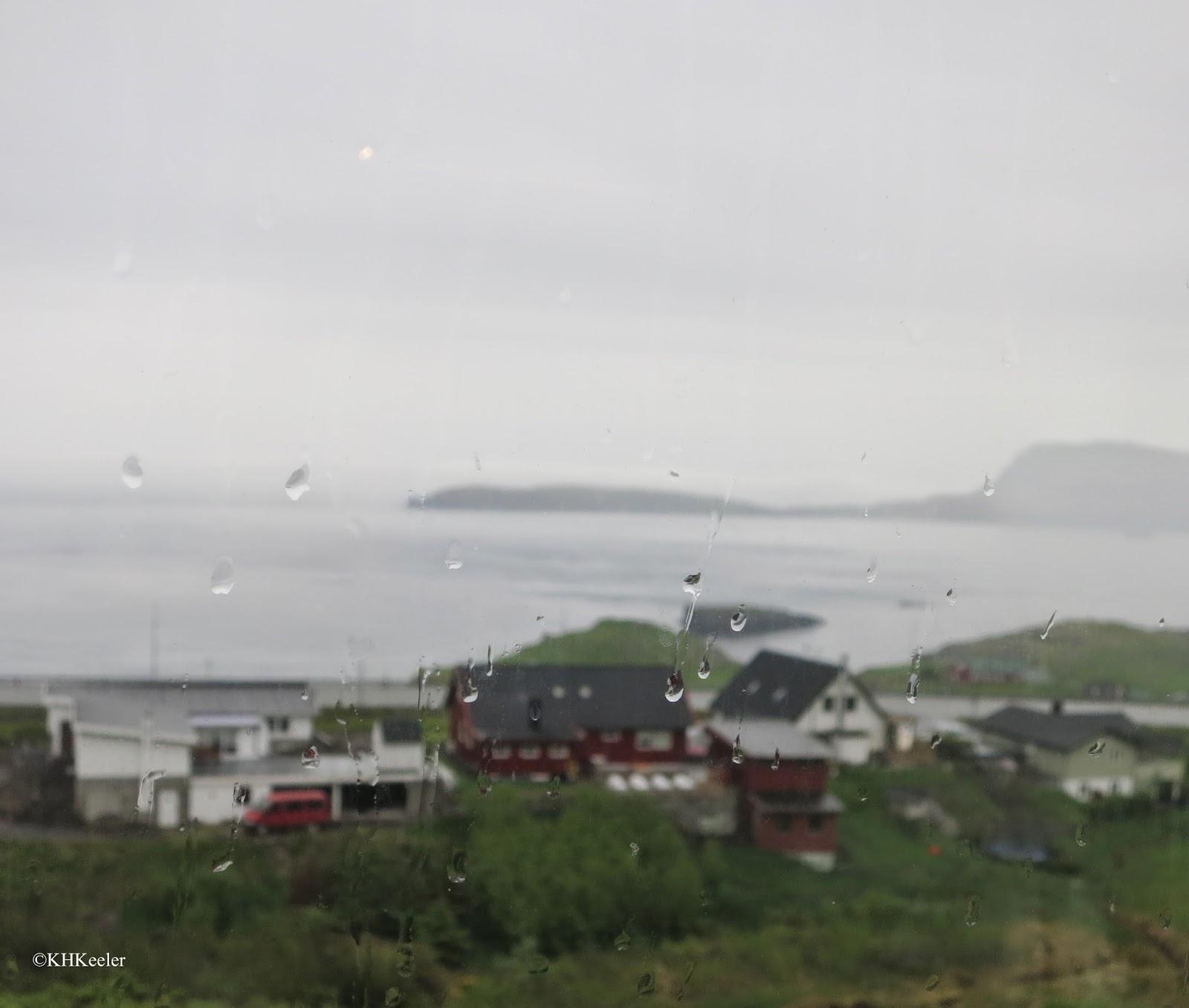 Faroe Island view