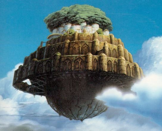 Team Haruto Chunin Exams Laputa-castle
