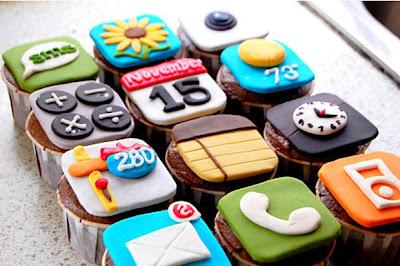 CAKES PHONE CAKE FARMAVILLE PASTELES TEMATICOS
