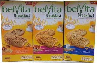 Belvita Chocolate Biscuits Nutrition