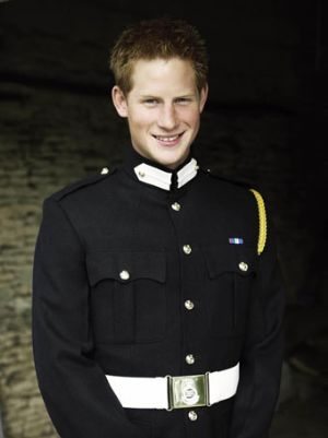 prince harry is hot. Prince Harry Is Serving As The