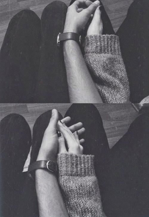 No me dejes nunca, dijiste.