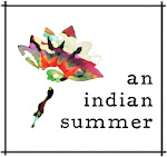 'An Indian Summer' widget for your blog