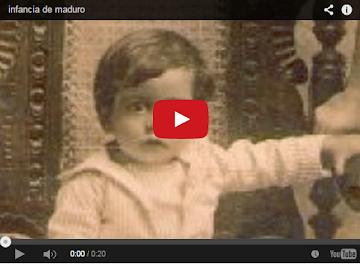 Se filtra vídeo de Nicolas Maburro durante su infancia en Cúcuta.