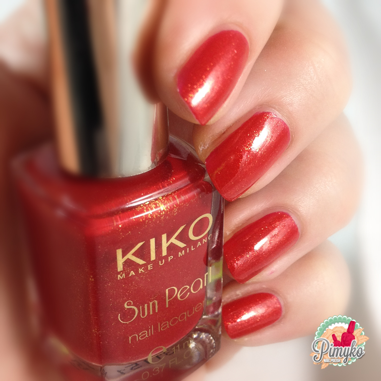 "pimyko ""chili pepper red"" collection Sundance by Kiko"