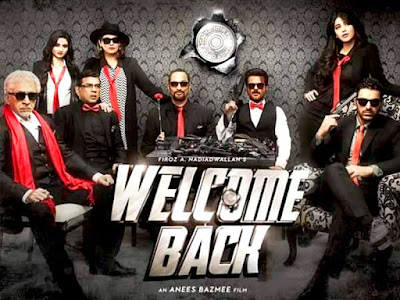 Welcome Back box office collection