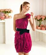 . fiesta cortos y largos.ideales para esas noches de fiesta.elegantes . vestidos de fiesta colecciã³n alma novia