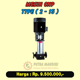 MESIN CNP 2 - 15