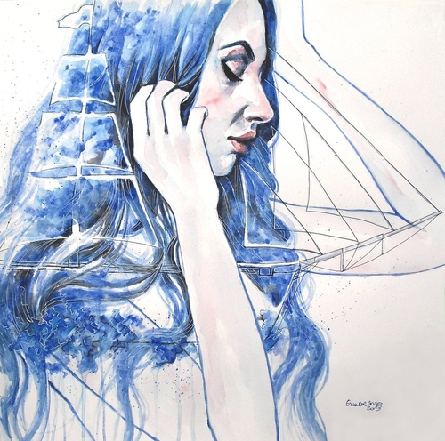 24-The-journey-Erica-Dal-Maso-Expressing-Emotions-Through-Watercolor-Paintings-www-designstack-co