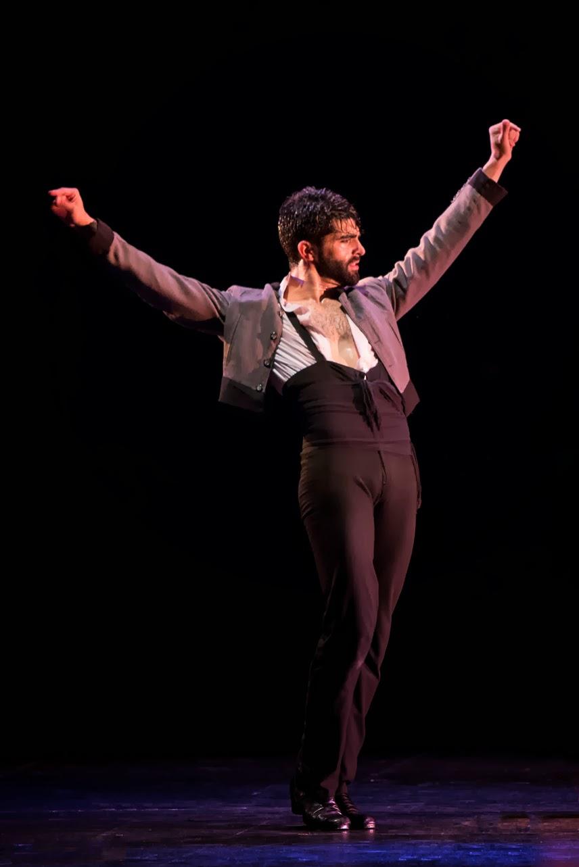 Flamenco Feeling Taconeo Bailaor Cantaor