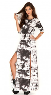 Blog, Missguided, Tie-Dye, Maxi Dress, MIC, Millie Mackintosh,