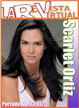 Scarlet Ortiz Portada Abril 2012