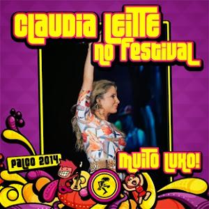 Claudia Leitte - Festival de Ver�o de Salvador 2014