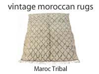 Maroc Tribal