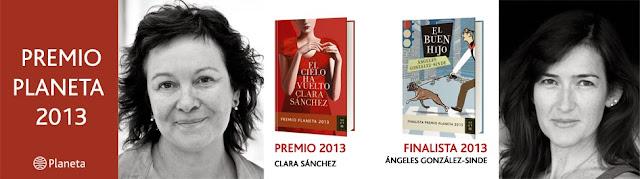 Premio Planeta 2013 y Finalista Premio Planeta
