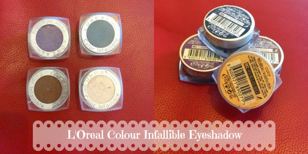 L'Oreal Color Infallible Eyeshadow