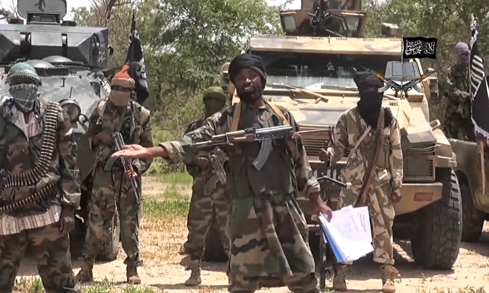 Boko Haram Insurgency Fights On With At Least 4,000 'Hardcore' Militants