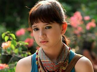 Angelica Faustina - Gadis Cantik