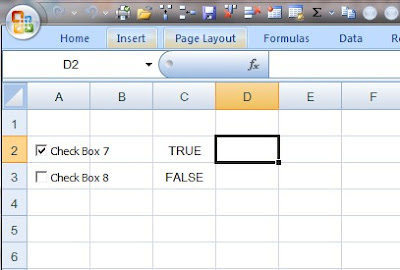 how to add checkbox in excel online