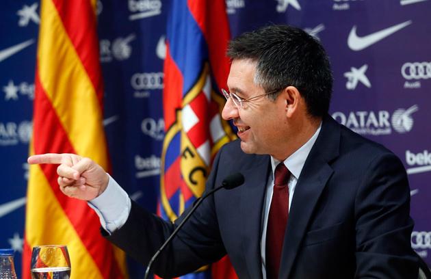 5 Perekrutan Gagal Barca di Jaman Presiden Josep Bartomeu