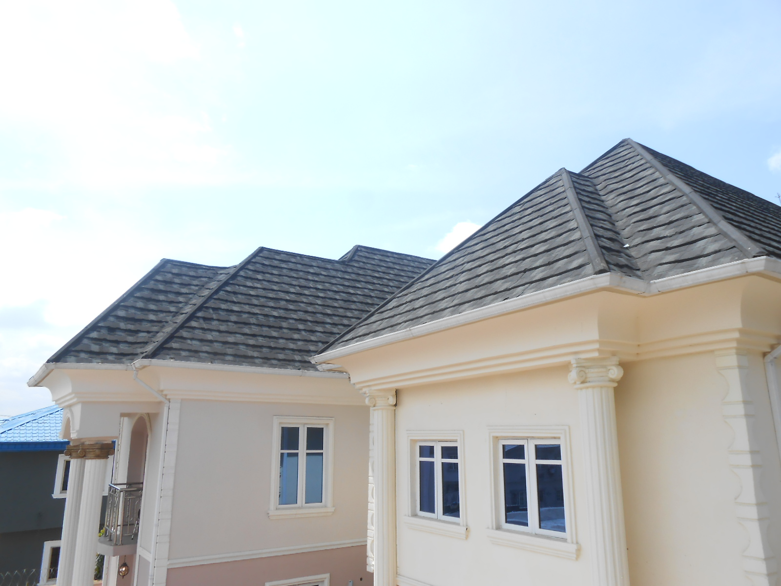 Quality Korean Stone Coated Step Tile Roofing Sheet at ...