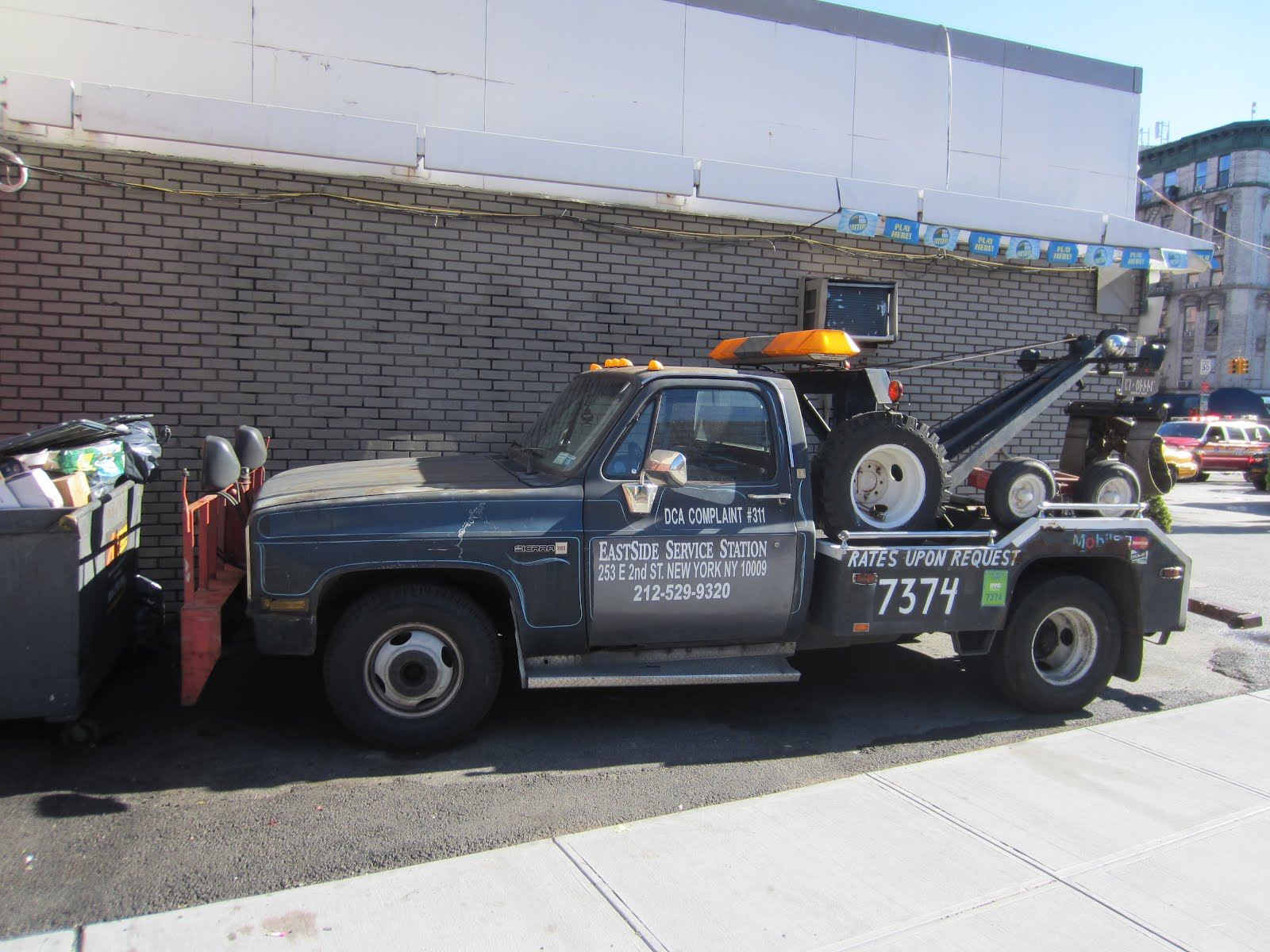 Tow Truck Houston >> Ev Grieve This Is What A Tow Tow Truck On East Houston Looked Like
