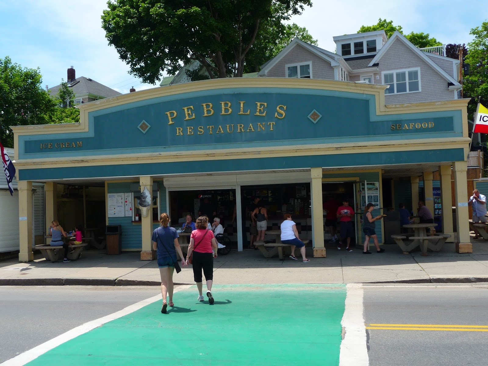 Pebbles Restaurant Good Eats In Plymouth Ma