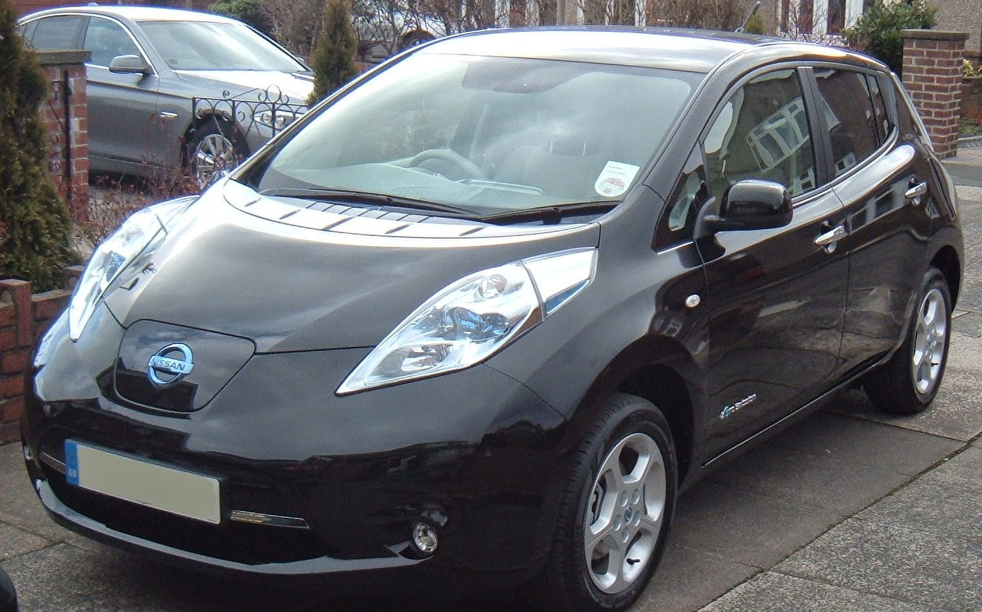 tynemouth software nissan leaf review one year on. Black Bedroom Furniture Sets. Home Design Ideas