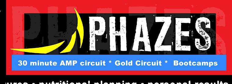 Phazes Fitness Hurricane Utah Studio