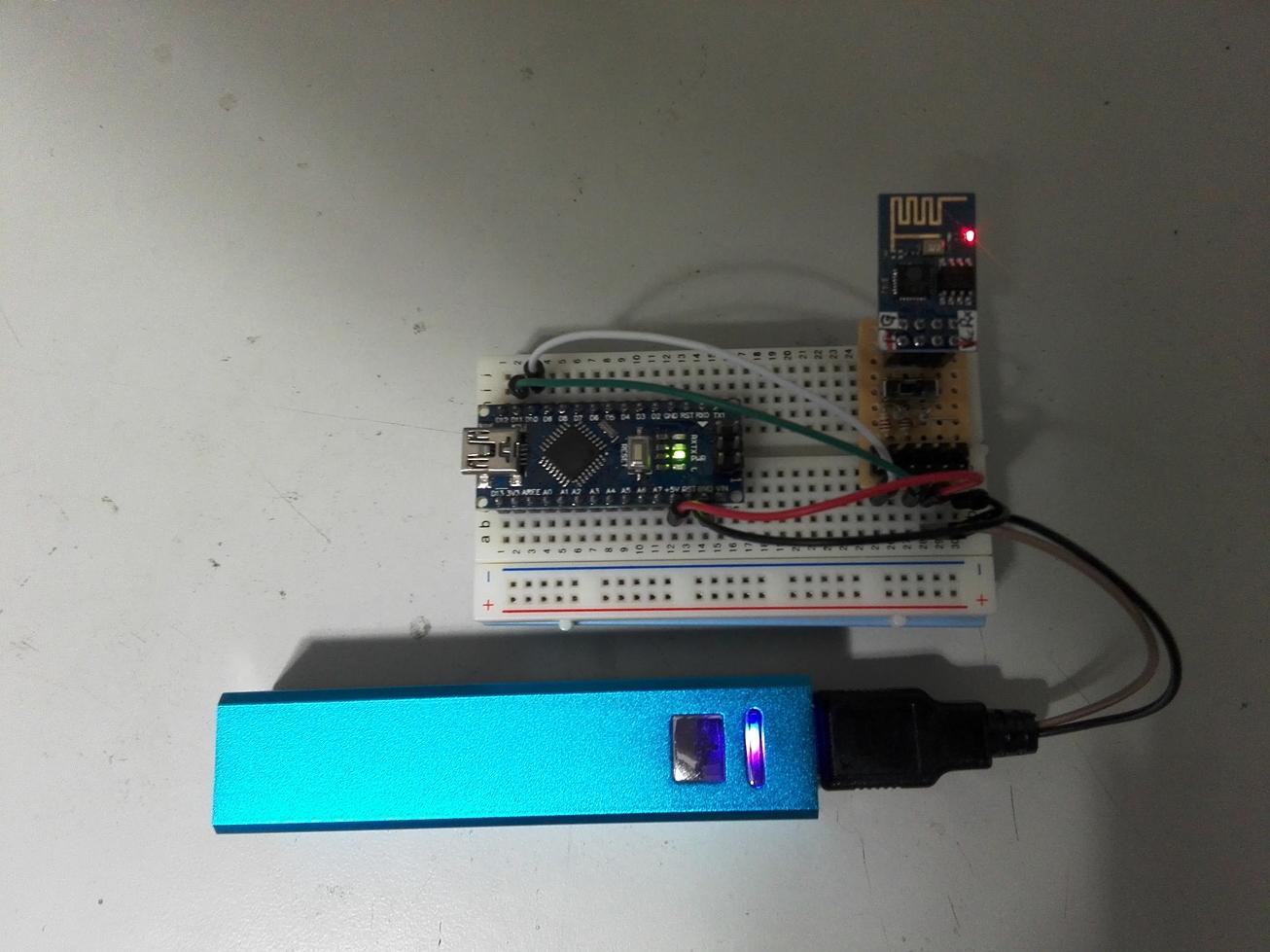 arduino 電源