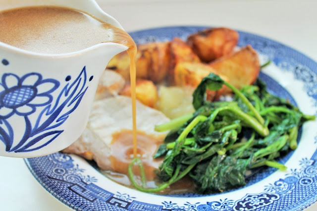 how to make gluten free gravy from stock