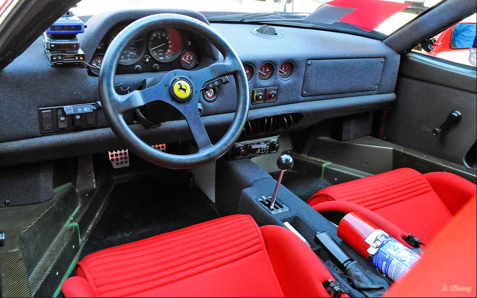 Super Cars Ferrari F40 Vs Ferrari F50