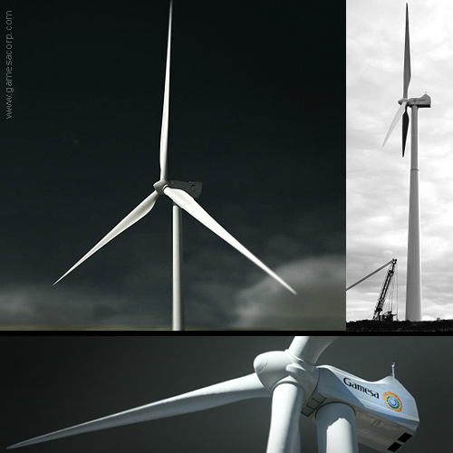 Gamesa G10X-4.5 MW wind turbine Energy culture
