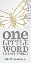 One Little Word 2012