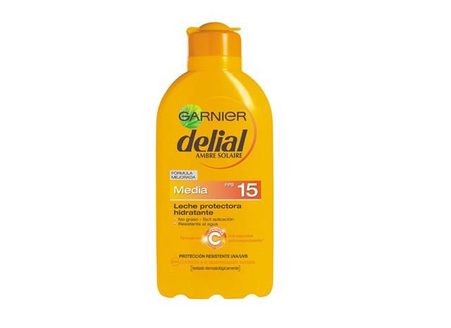 garnier delial cuidado para el sol crema hidratante