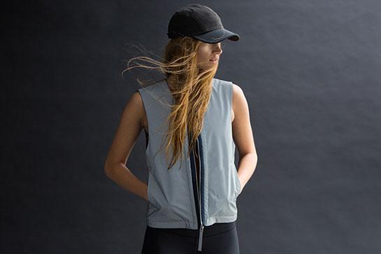 lululemon reflective vest